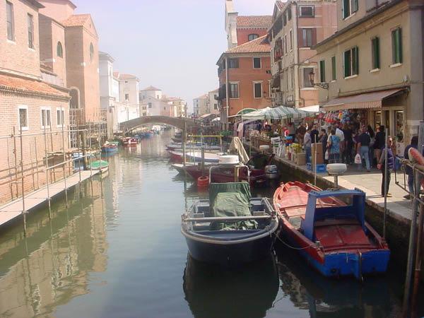 Gallerie Chioggia